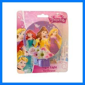 Disney Princess Night Light Brand New Sealed Girls